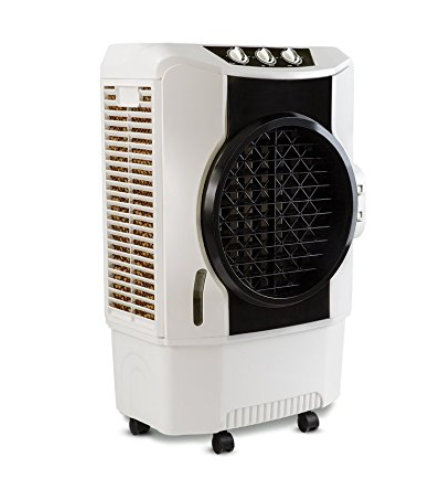 Usha Maxx Air 50MD1 50-Litre Desert Cooler (White/Black)